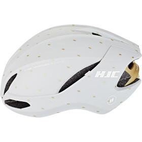 HJC Furion 2.0 Road Helmet matt off white/gold